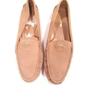 Coach Amber Women's Loafers Drivers 9.5